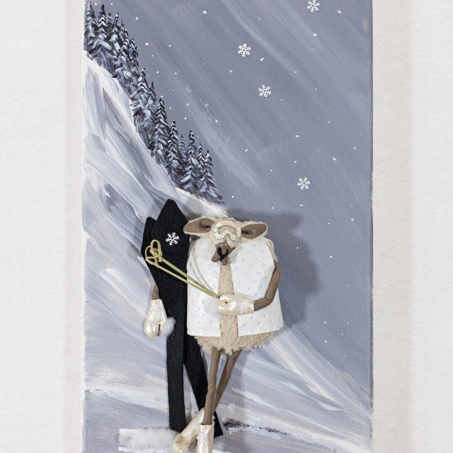 Fashion skieur