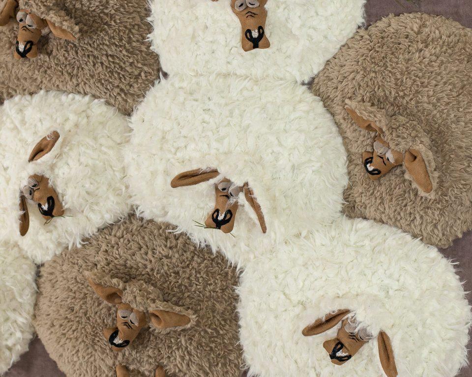 Le troupeau tous doux