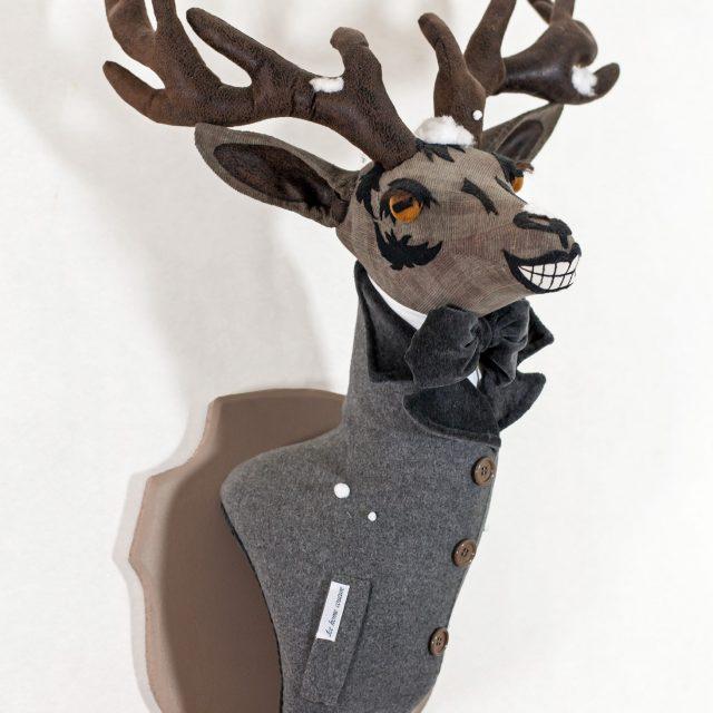 Trophée monsieur cerf